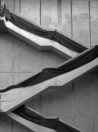 betonowa fasada budynku