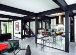 wnętrze stylowego domu