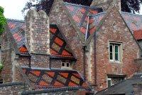 Przykładowe pokrycie dachu