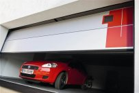 automatyczna brama do garażu