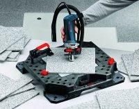 Frezarka do glazury GTR 30 CE Professional i stół GTD 1 Professional
