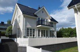 Skandynawski dom