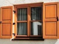 okna w stylu angielskim